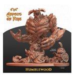 "Humblewood Minis: Aspect of Fire (4""x4"") (No Amazon Sales)"