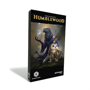Humblewood RPG: Reference Cards (No Amazon Sales)