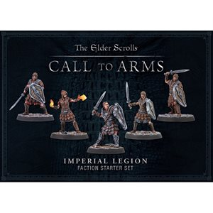 Elder Scrolls Call to Arms: Imperial Legion Faction Starter Set ^ MAR 2020