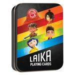 Playing Cards: Laika (Tin) (No Amazon Sales)