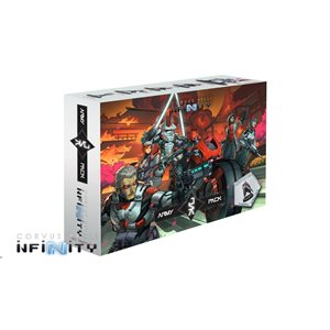 Infinity: Non-Aligned Armies JSA Sectorial Army Pack