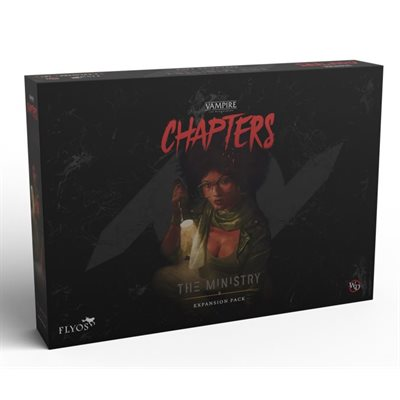 Vampire the Masquerade: Chapters: The Ministry The Seeker of Truth (No Amazon Sales) ^ JUNE 2022
