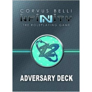 Infinity: RPG Adversary Deck