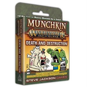 Munchkin: Warhammer Age of Sigmar: Death and Destruction ^ FEB 2020