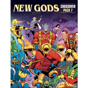 DC Comics DBG Crossover Pack #7 New Gods