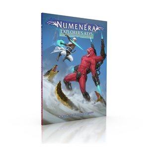 Numenera RPG: Explorers Keys: Ten Instant Adventures (BOOK) ^ July 2019
