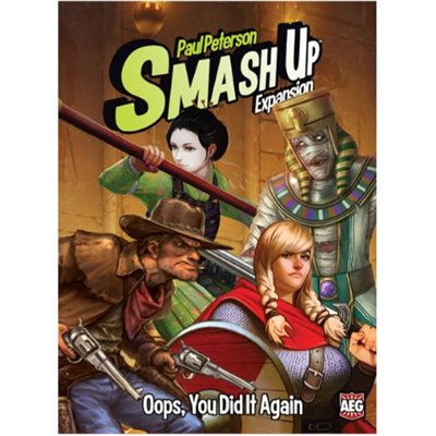 Smash Up: Expansion - Oops You Did It Again