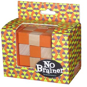 Translucent: 7pc Orange / White