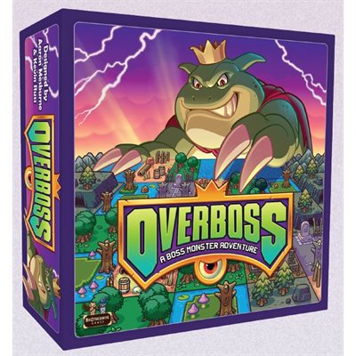 Overboss: A Boss Monster Adventure ^ JAN 13 2021