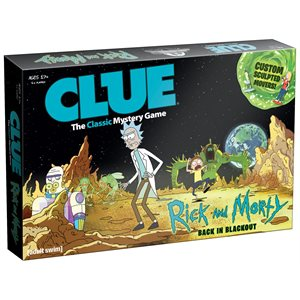Clue: Rick and Morty™ (No Amazon Sales)