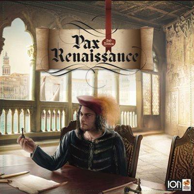 Pax: Renaissance (2nd Edition) ^ MAY 2021