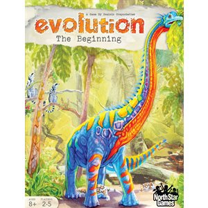 Evolution: The Beginning (No Amazon Sales)