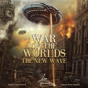 War of the Worlds: The New Wave ^ Oct 8 2019