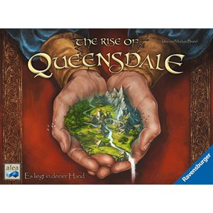 Rise of Queensdale (No Amazon Sales)