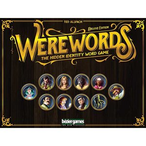 Werewords Deluxe (No Amazon Sales)