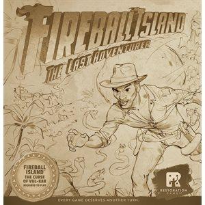 Fireball Island: Expansion - Last Adventurer Expansion