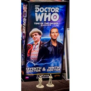Doctor Who Time Of The Daleks: 5-6 Player Exp: Seventh Doctor & Ninth Doctor ^ Jun 2019