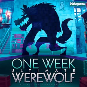 One Week Ultimate Werewolf (No Amazon Sales)