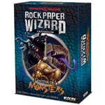 Dungeons & Dragons: Rock Paper Wizard: Fistful of Monsters Expansion