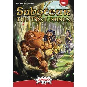 Saboteur: The Lost Mines ^ April 17 2019