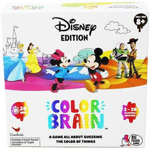 Colour Brain: Disney Edition