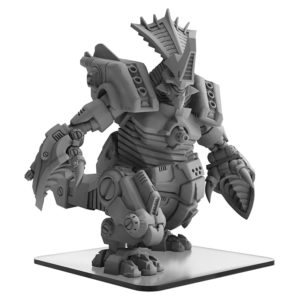 Monsterpocalypse: Gorghadtron UberCorp International Monster ^ Oct 2019
