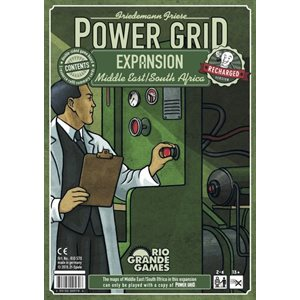 Power Grid: Middle East / South Africa ^ OCT 2019