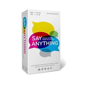 Say Anything ^ SEP 1 2019