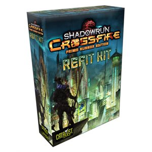 Shadowrun: Crossfire Prime Runner Edition Refit Kit (No Amazon Sales)