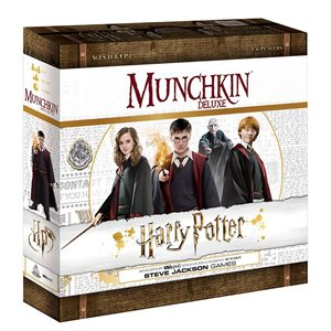 Munchkin Harry Potter Deluxe (No Amazon Sales)