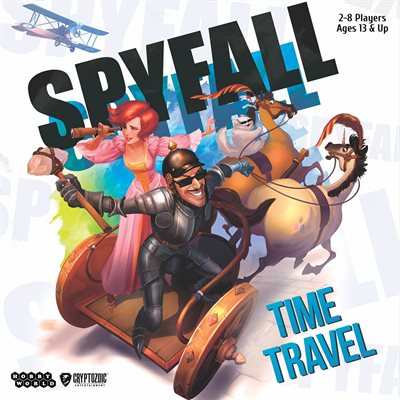 Spyfall: Time Travel ^ OCT 30 2019