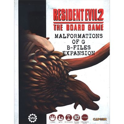 Resident Evil 2: Expansion - Malformations of G - B-Files