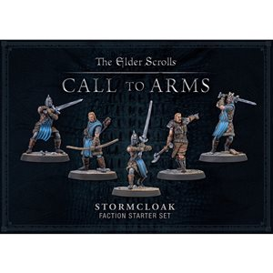 Elder Scrolls Call to Arms: Stormcloak Faction Starter Set ^ MAR 2020
