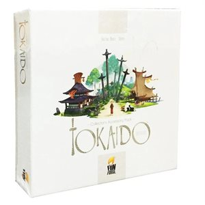 Tokaido: Collectors Accessory Pack Expansion
