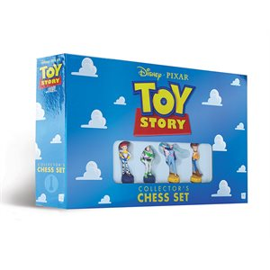Toy Story Chess Set (No Amazon Sales)