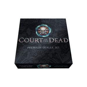 Premium Playing Cards: Court of the Dead® (No Amazon Sales)