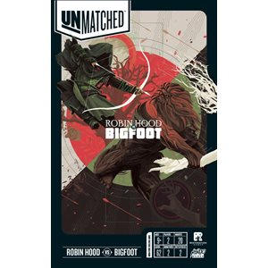 Unmatched: Battle of Legends: Robin Hood vs Bigfoot
