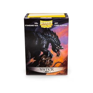 Sleeves: Dragon Shield Limited Edition Art: Vater(100)