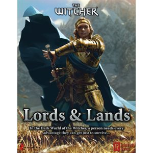 The Witcher RPG: Lords & Lands ^ AUG 2019