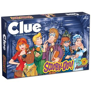 Clue: ScoobyDoo! (No Amazon Sales)